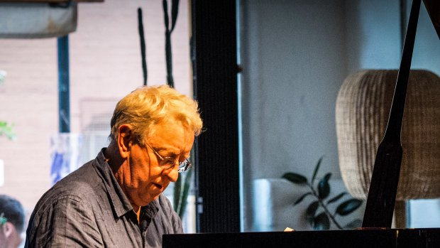 Steve Beresford by Tomi Osuna