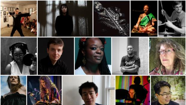New Voices 2018