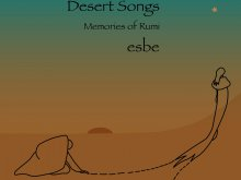 Esbe Music UK Desert Songs CD