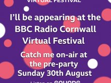 Radio Cornwall Virtual Festival Sunday 30th August 2020