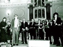 St Petersburg Mass Premiere 1994